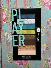 Revlon ColorStay Eyeshadow Palette, Player 910, 0.12 oz