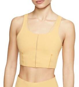 Nike Women's Luxe Cropped Yoga Tank Top Size 2XL CJ3665-738 $55