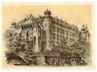 Jerzy Pawlowski: Krakow, Castle. The King Poland Rare Vintage Postcard Posted