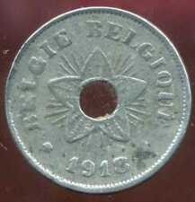 BELGIQUE WW1   50 centimes 1918  ( belgique)