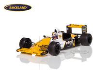 Minardi M189 Cosworth F1 6° British GP 1989 Luis Perez-Sala, Spark 1:43, S4111