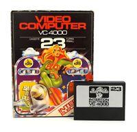 "Interton VC 4000 PAL ""Cassette 23: Flipper / Pinball"" Modul in OVP"