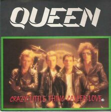"""QUEEN - Crazy little thing called love - 7"""" MINT CAMPIONE GRATUITO"""