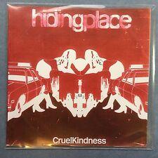 Hiding Place - Cruel Kindness - Don't Fear The Reaper - Promo CD (CBX342)