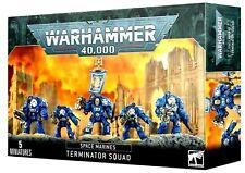 >> Space Marine Terminator Squad Warhammer 40K Nib!