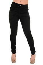 Unbranded High Indigo, Dark wash Slim, Skinny Women's Jeans