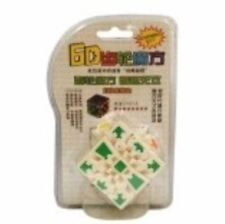 Rubik's Gear Cube Speed Magic Cube Puzzle White