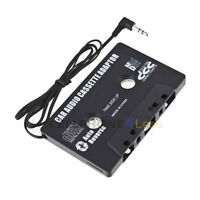 3.5mm Car Audio Cassette Adapter For iPod MP3 CD Player
