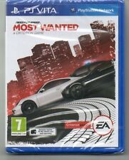 "NEED FOR SPEED MOST WANTED ""NUOVO E SIGILLATO"" * PS VITA *"
