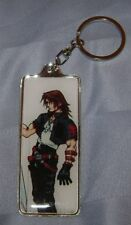 KINGDOM HEARTS SQUALL KEYCHAIN NEW II III BIRTH BY SLEEP CHAIN OF MEMORIES