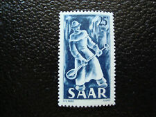 SARRE(allemagne) - timbre - yvert et tellier n° 261 n* (A11) stamp germany