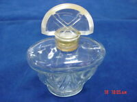 Vintage Charbert Perfume Bottle Fabulous EMPTY Used Scent