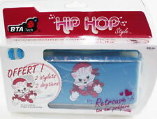 DS LITE HOUSSE COQUE PROTECTION CRISTAL STYLET DOIGTI  Bzerty