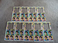 Elvis Presley Lot 9 CD Long Boxes Only - No Discs - No CD Back In Memphis Aloha