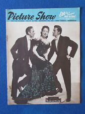 Picture Show Magazine - 15/9/1951 - Michael Wilding & Greer Carson Cover