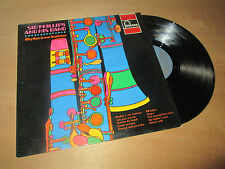 SID PHILLIPS AND HIS BAND rhythm is our business SWING JAZZ DIXIELAND FONTANA Lp