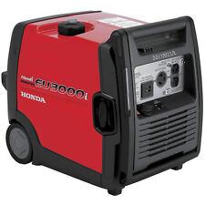 Honda EU3000i Handi 2600 Watt Portable Inverter Generator (50 State Model)