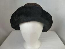 Vintage Yves Saint Laurent/City Of Paris Shaved Fur Hat