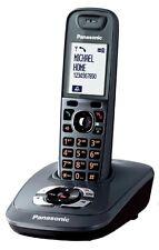 Nuevo Panasonic KX-TG7521 DECT Teléfono Inalámbrico Digital Con Contestador Automático Gris