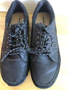 Colorado Mens Black Shoes Sz UK10