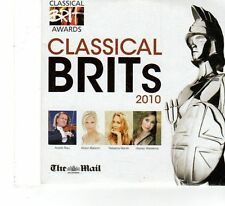 (FX69) Classical Brits 2010 - The Mail on Sunday CD