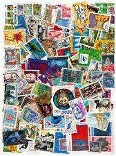 lot de 100 timbres France oblitérés tous différents