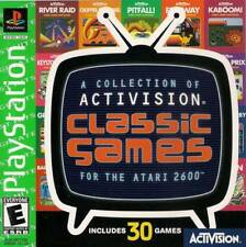 Activision Classics (1998) Brand New Factory Sealed Greatest Hits Sony PS1 Game