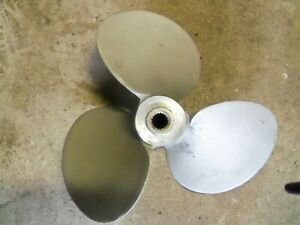 Volvo Penta Short Hub Propeller 16x16 For AQ Series 270 280 290 RARE!!!!!