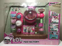 LOL Surprise Fizz Factory Maker Charms New Ingredients Mixer Glitter New