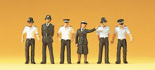 Preiser 10371 Police Officers Great Britain  1:87