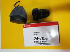 Canon EF 24-70 mm 2.8 L II USM