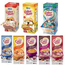 New listing Nestle Coffee-mate Liquid Creamer ,Original ,French Vanilla,Hazelnut Caramel Cho