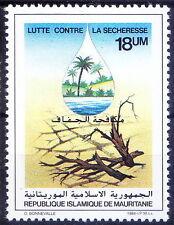 Mauritania MNH, Environment Protection, Save Water
