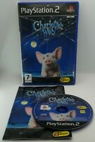 Charlotte's Web Video Game for Sony PlayStation 2 PS2 TESTED