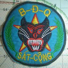 KILL COMMUNISTS - Patch - ARVN - Special Forces Airborne - Vietnam War - 3099