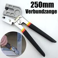 TPR Handle Stud Crimper Plaster Board Drywall Punch Craft Tool Fastenin #AU