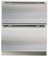 Sub-Zero 7007196 4 Inch Toe Kick Stainless Steel Drawer Panels (2-Panel Set)
