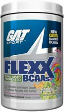 GAT Flexx BCAA 30 Servings Plant-Based Fermented Energy And Recovery Free Ship
