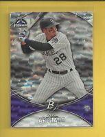 Nolan Arenado 2016 Bowman Platinum ICE Parallel Card # 21 Colorado Rockies MLB