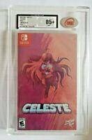 Nintendo switch Celeste Limited Run RARE Graded 85+ MINT UKG LIKE VGA