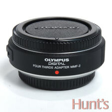 OLYMPUS MMF-2 4/3RD MOUNT LENSES TO MICRO FOUR THIRDS DIGITAL CAMERA ADAPTER