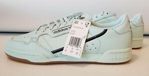 Adidas Men's 9.5 Continental 80 Ice Mint Green BD7641