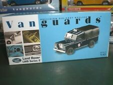 Vanguards 07601 - Land Rover LWB Police Kent Constabulary - 1:43 Made in China