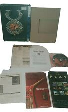 Ultima Online Origin Pc Game Big Box Extremely Rare Set Tested Vintage No Map