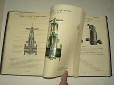 GROS Catalogue Robinet COCARD 1925 Plumbing Tap Faucet Plomberie Vanne pompe