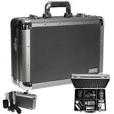 FOTOKOFFER ALUMAXX Alu Foto SLR Profi Koffer XL Alukoffer Videokamera DSLR