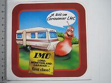 Aufkleber Sticker LMO - Lord-Münsterland-Caravan - Camping (7432)