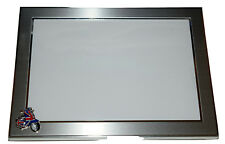 Plain Satin Silver Photo Frame 5 X 7 Shudehill Giftware