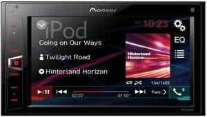 Pioneer MVH-AV280BT 2DIN / Double Din / Bluetooth / USB / AUX / Car Stereo Radio