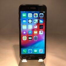 Apple iPhone 7 128GB Jet Black Verizon Unlocked - Cracked Screen - Full Function